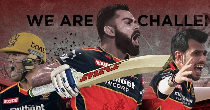 Royal Challengers Bangalore Playing XI Prediction Point Table