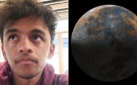 Prathamesh Jaju Moon Picture Astrographer