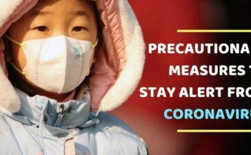 Precautionary Measures To Stay Alert From CoronaVirus