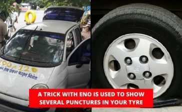 Puncture loot trick and case