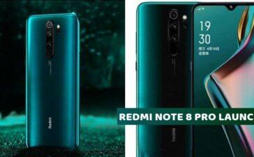 Redmi Note 8 Pro Price