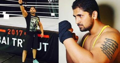 Son Of A Taxi Driver Prepares to Represent India In WWE After Knowing His Father's Dream