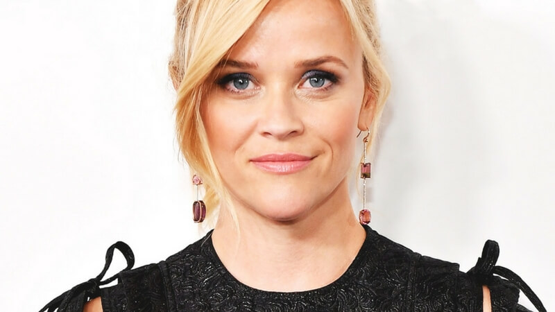 Reese Witherspoon did it on screen