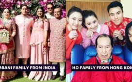 Richest Families In Asia