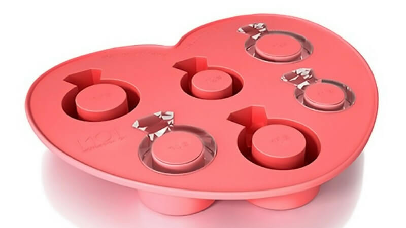 Ring tray Propose day gifts