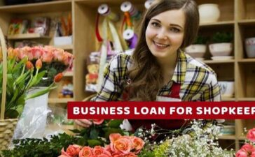 Shopkeeper shop loan