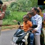 This Andhra Cop Reaction To Traffic Offenders Speaks A Lot