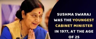 SUSHMA SWARAJ Facts