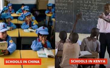School Classrooms Around The World