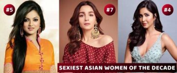 Sexiest Asian Women Of The Decade