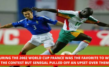 Shocking World Cup Match results