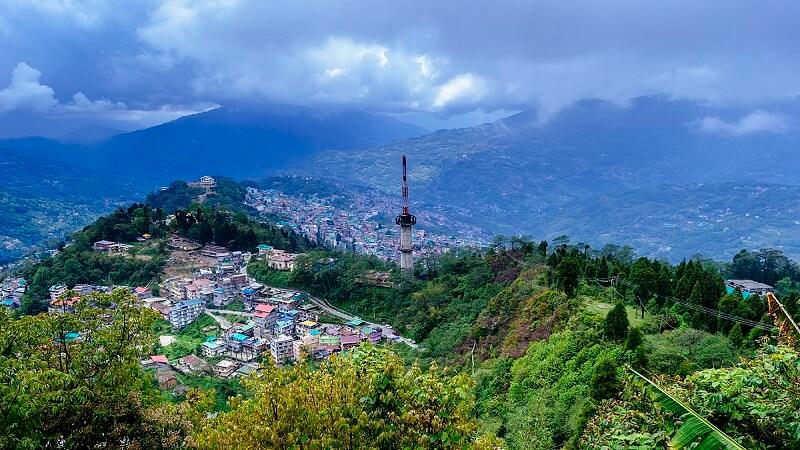 Siliguri Darjeeling Road Trip