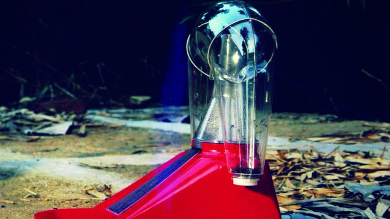 Solar Mosquito Destroyer, Mathews K Village Inventions