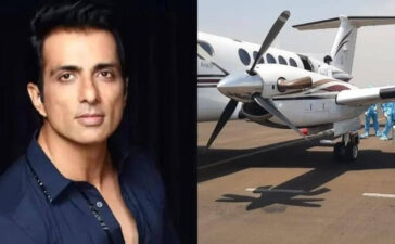 Sonu Sood Airlifts COVID Patient Nagpur To Hyderabad
