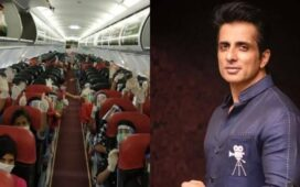 Sonu Sood Airlifts Girls