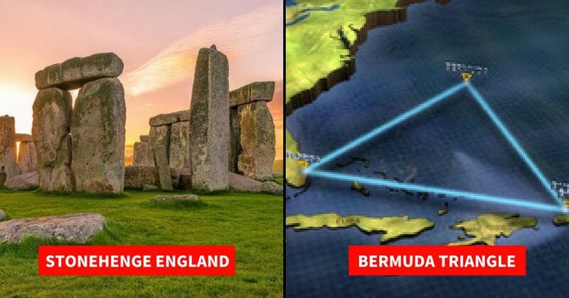 Stonehenge, England (1)