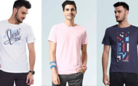 Summer T-Shirts Men