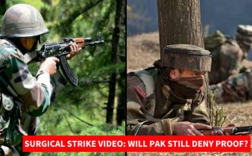 Surgical Strike Video