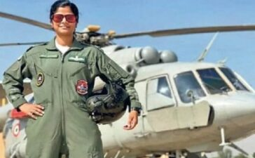 Flight Lieutenant Swati Rathore
