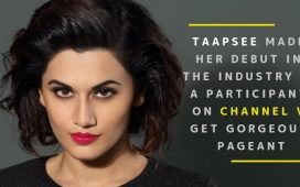 Taapsee Pannu Cover