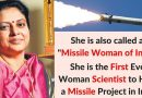 Meet India's Missile Woman, Tessy Thomas, Inspiration For Everyone