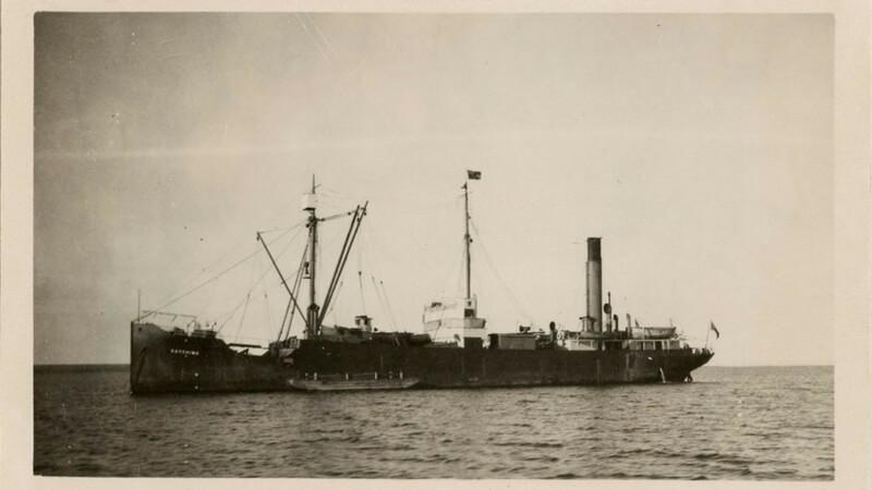 The Baychimo Ghost Ship