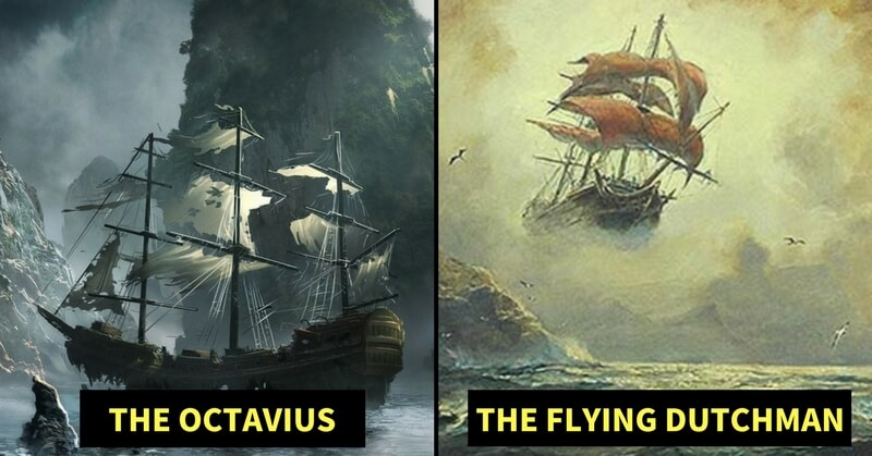 Mysterious Ghost Ships and Their Origins