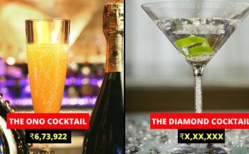 expensive drinks