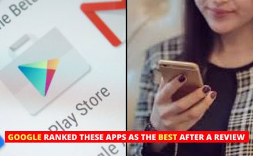 Google Ranked Best Apps Of 2018