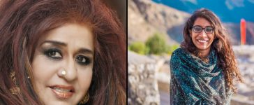 Shahnaz Husain Rejects Female Photographer