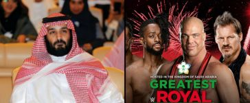 Al Qaeda Threatens Saudi Prince For Hosting WWE