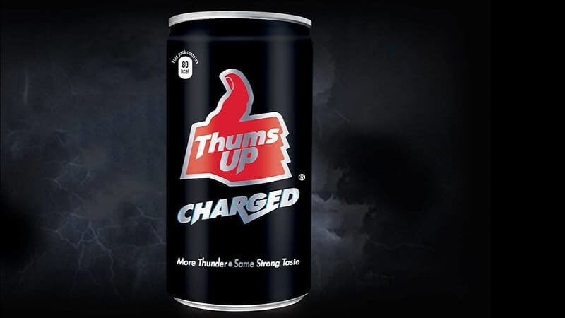 THUMS UP Without B
