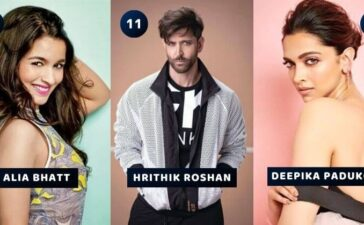 Top Indians With Highest Brand Value
