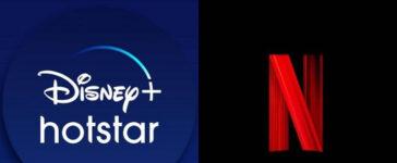 Top OTT Platforms Hotstar Netflix