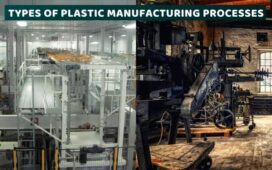 Types Of Plastic Manufacturing Processes