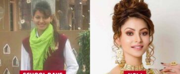 Urvashi Rautela Transformation