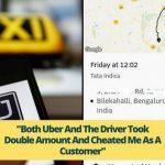 Uber Drivers Trapping Customers In New Way In Bengaluru. Beware!