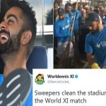 Australian Journalist Insulted Virat Kohli But Fans From India And Pakistan Came To The Rescue