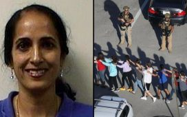 Mrs. V Saves her students during florida shootout