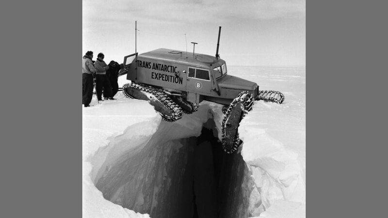 Artic expedition hindrances