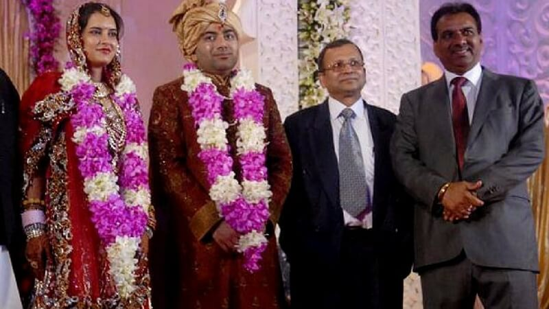 lalit tanwar wedding