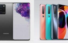 Upcoming Smartphones India 2020