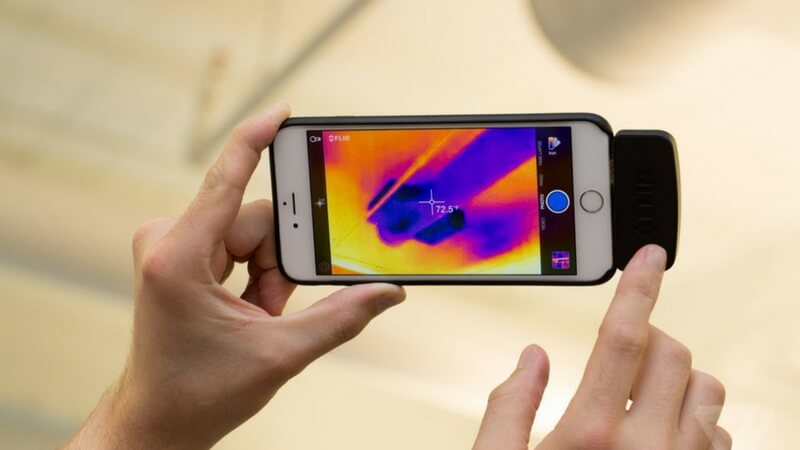 Smartphone Tricks Use Smartphone Camera To Detect Infrared Light