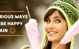 VARIOUS WAYS TO BE HAPPY AGAIN