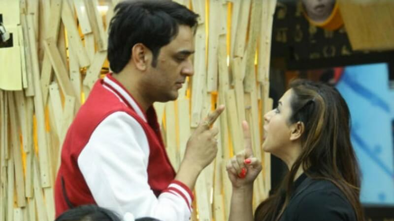 Vikas and Shilpa