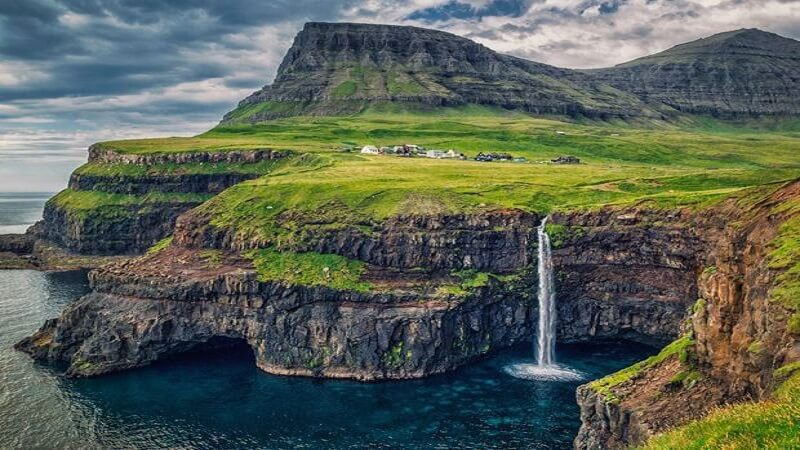 Isolated Places