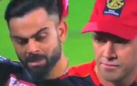 Virat Kohli AB De Villiers Crying IPL 2021