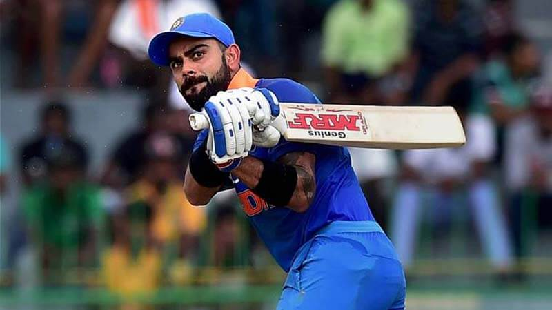 Virat Kohli Highest Paid Athletes