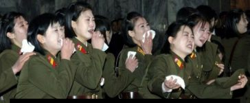 The difficulties faced by north korean women