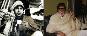 Amitabh Bachchan Accident